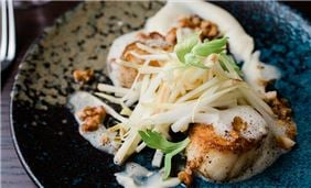Scallops of The Karol Hotel Clearwater