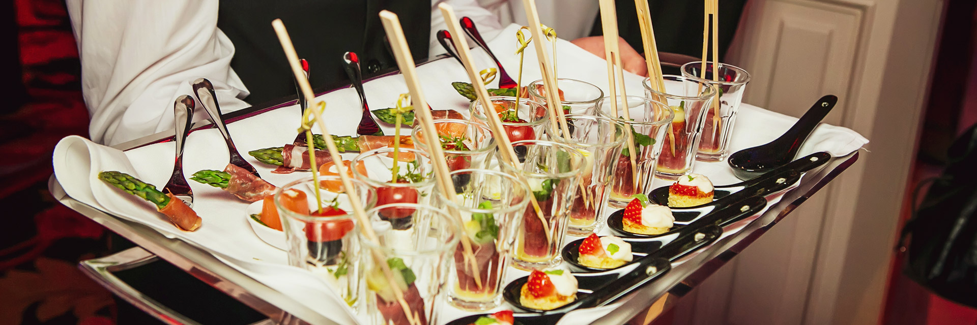 catering at clearwater florida hotel