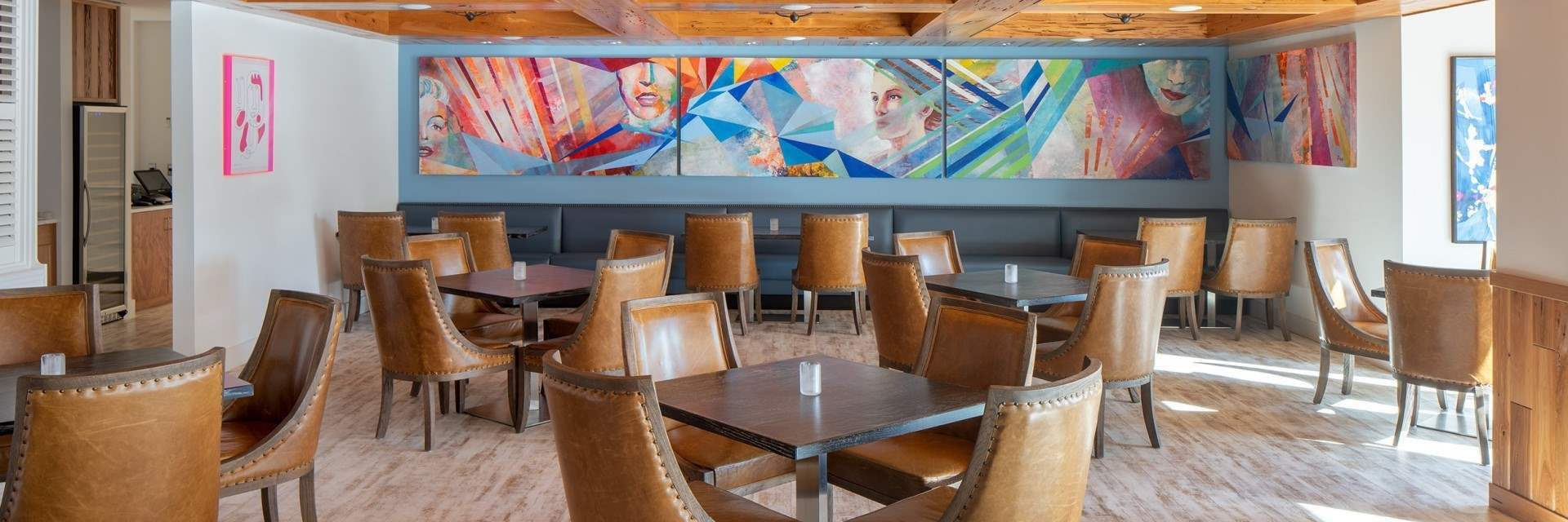 the k club bar bistro of the karol hotel clearwater