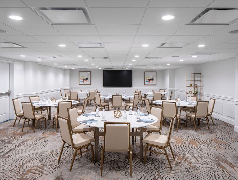 Ruby Room of The karol Hotel, Clearwater