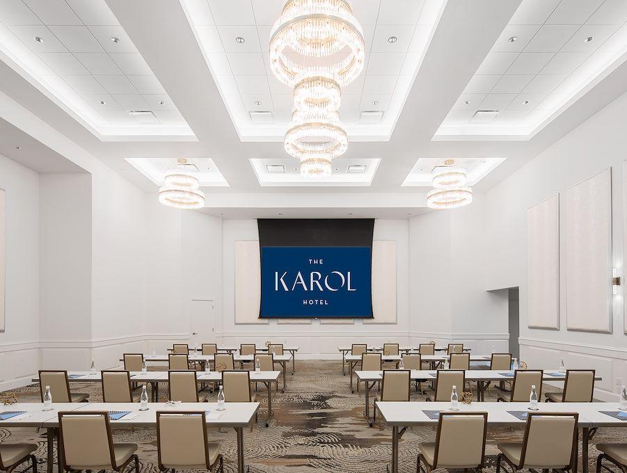 Princess K Ballroom of The karol Hotel, Clearwater