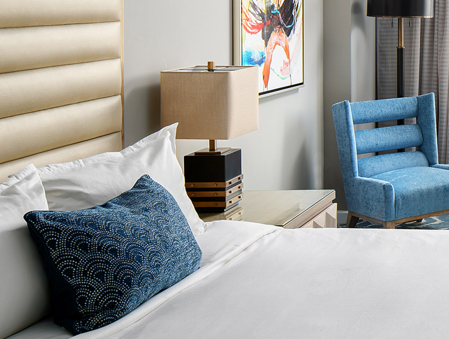 Presidential Suite of The karol Hotel Clearwater